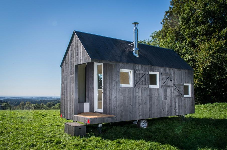 Mobiles Wohnen hyt mobil wohnen hausfreunde architekten gbr